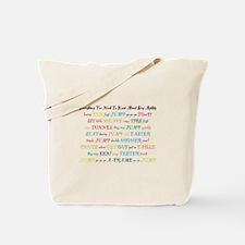 Agility Primer Tote Bag