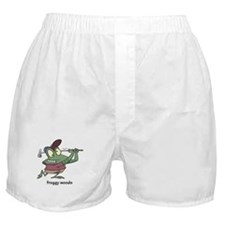 Froggy Woods Boxer Shorts