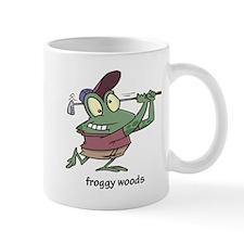 Froggy Woods Mug