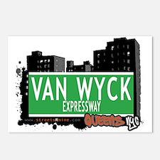 VAN WYCK EXPRESSWAY, QUEENS, NYC Postcards (Packag