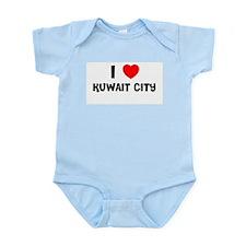 I LOVE KUWAIT CITY Infant Creeper