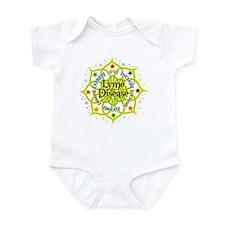 Lyme Disease Lotus Infant Bodysuit