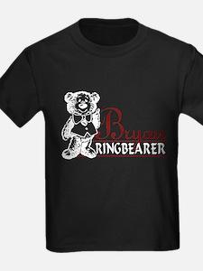 Funny Wedding bear T