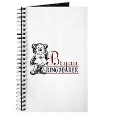 Unique Ringbearer Journal