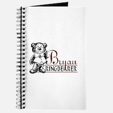 Cute Ringbearer Journal