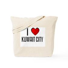 I LOVE KUWAIT CITY Tote Bag