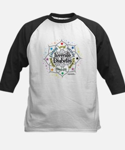 Juvenile Diabetes Lotus Tee