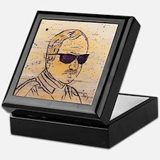 Dale Earnhardt Nascar Keepsake Box
