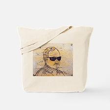 Dale Earnhardt Tote Bag