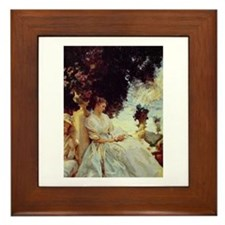 Sargent Framed Tile