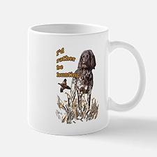munsterlander pheasant Mug