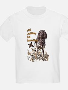 munsterlander pheasant T-Shirt