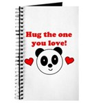 HUG THE ONE YOU LOVE Journal
