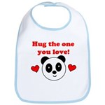 HUG THE ONE YOU LOVE Bib