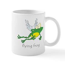 Flying Frog Mug
