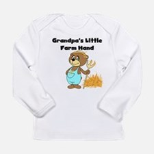 grandpafarmhand Long Sleeve T-Shirt
