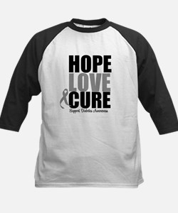 HopeLoveCure Diabetes Tee
