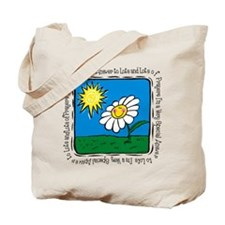 Answer To Prayer Tote Bag