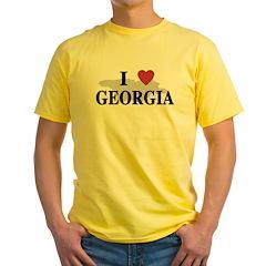 I Love Georgia T