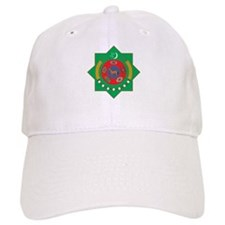 Turkmenistan Coat Of Arms Baseball Cap