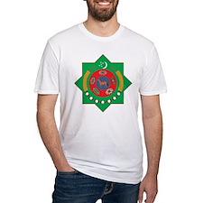 Turkmenistan Coat Of Arms Shirt