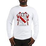 Cardigan Coat of Arms Long Sleeve T-Shirt
