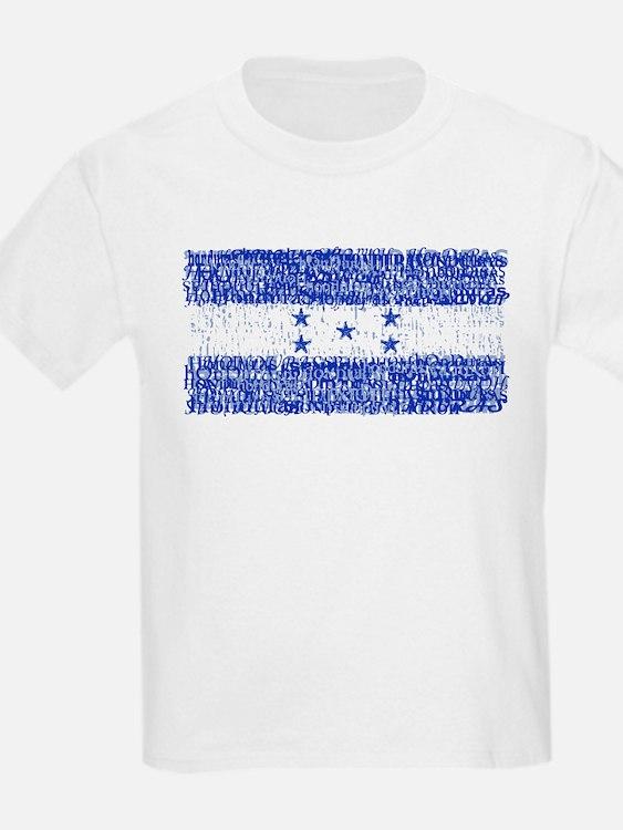 Textual Honduras T-Shirt