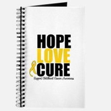 HopeLoveCure ChildhoodCancer Journal