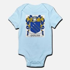 Carlow Coat of Arms Infant Creeper
