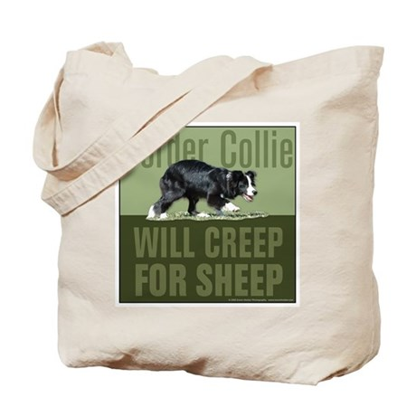 Creep for Sheep Tote Bag