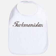 Vintage Turkmenistan Bib