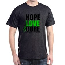 HopeLoveCure CerebralPalsy T-Shirt