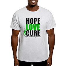 HopeLoveCure CerebralPalsy T-Shirt