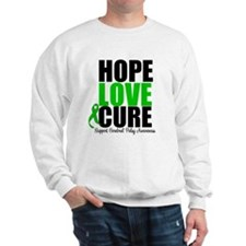HopeLoveCure CerebralPalsy Sweatshirt