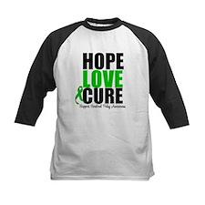 HopeLoveCure CerebralPalsy Tee