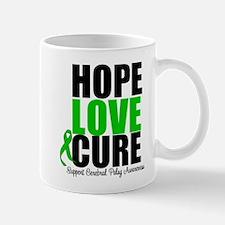 HopeLoveCure CerebralPalsy Small Small Mug