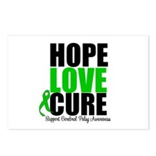 HopeLoveCure CerebralPalsy Postcards (Package of 8