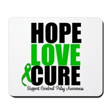 HopeLoveCure CerebralPalsy Mousepad