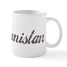 Vintage Turkmenistan Mug