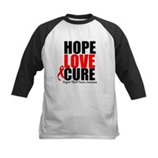 HopeLoveCure Blood Cancer Tee