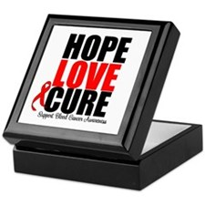 HopeLoveCure Blood Cancer Keepsake Box