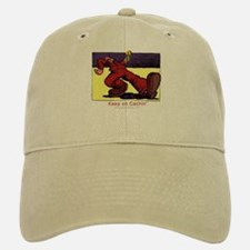 Keep on Cachin' Baseball Baseball Cap