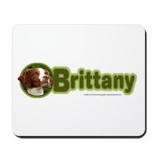 Brittany Breed Mousepad