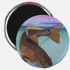 Cute Saltwater fish Magnet
