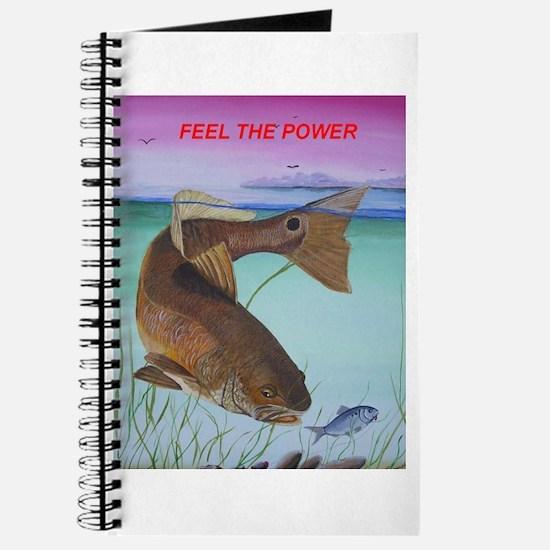 Cute Saltwater fishing Journal