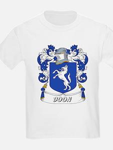 Doon Coat of Arms Kids T-Shirt