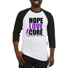 HopeLoveCure Alzheimer's Baseball Jersey