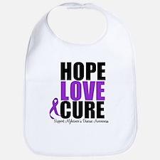 HopeLoveCure Alzheimer's Bib