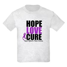 HopeLoveCure Alzheimer's T-Shirt