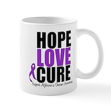 HopeLoveCure Alzheimer's Mug
